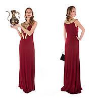 Вечернее платье тип «Греческий»