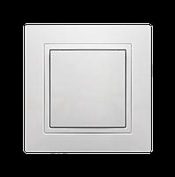Выключатель VS10-190 одноклавишный внутр. уст. белый Elegant MARSHEL