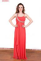 Изящное выпускное платье