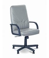 Кресло компьютерное Менеджер пластик, фото 1