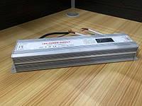 LED Блок питания водонепроницаемый 12200KA-C, тонкий 200 Вт