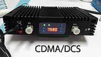 Репитер ретранслятор двухдиапазонный CDMA/DCS до 2500 м2 , фото 1
