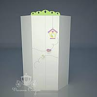 Шкаф детский угловой фигурный.  Арт. 1012, фото 1