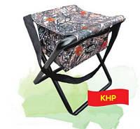 Складной стульчик для рыбалки Grilland camping, размер 34х36х42см, полиэстер