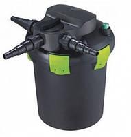 Напорный фильтр для пруда AquaNova NBPF-9000 UV 9 W с функцией само-очистки