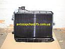 Радиатор Ваз 2107 медный (производитель Оренбургский радиатор , Россия), фото 5