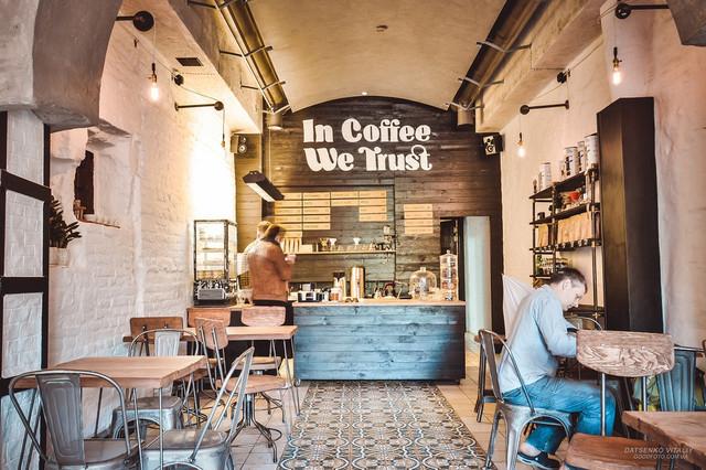 кофейня Три Бобра фото