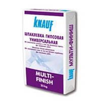 Шпаклёвка Мульти-Финиш KNAUF 25 кг