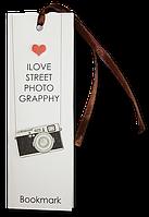 "Набор для вышивания крестом ""Luca-s"" N-22 I Love Street Photography"