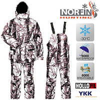 Зимний костюм Norfin Hunting WILD SNOW (-30°) р.XXXL