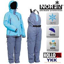 Зимний костюм Norfin SNOWFLAKE (-30°) р.XS