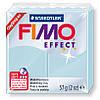 Брусок Fimo Двойной эфект Effect GEMSTONE ледяной кварц 306 - 56гр.