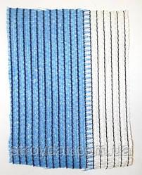 Сетка затеняющая Tenax Солеадо бело-голубая