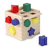 Сортировочный куб Melissa&Doug (MD575)