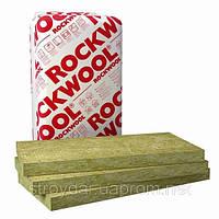 Утеплитель базальт Rockwool Fasrock (Фасрок) 20 мм