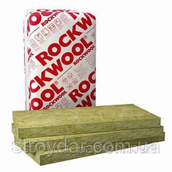 Утеплювач базальтовий Rockwool Fasrock (Фасрок) 20 мм