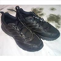 Кроссовки армейские BW черные Adidas