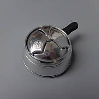 Калауд лотос для кальяна Silver глянцевый