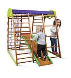 Детский спортивный комплекс для квартиры «Карамелька мини», фото 2