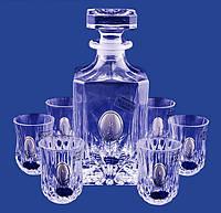 Набор: Штоф и 6 стопок для водки, в подарочной коробке Suggest. арт.PB261813