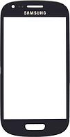 Скло дисплея Samsung i9190 Galaxy S4 mini Blue