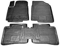 Полиуретановые коврики для Kia Rio III (UB) 2011-2015 (AVTO-GUMM)