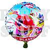 Фольгированный шарик Летачки, 44 см