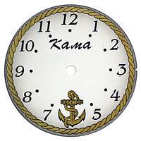 Новый циферблат часов Кама
