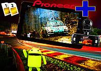 НОВЫЙ GPS навигатор на Android 4 + ВИДЕОРЕГИСТРАТОР! 7'' 3G, 2СИМ + КАРТЫ