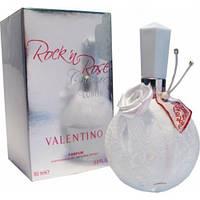Женская парфюмированная вода Valentino Rock 'n Rose Couture White (изысканный, цветочный аромат)