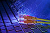 Установлен новый рекорд по скорости оптических коммуникационных систем, предназначенных для использования внутри дата-центров