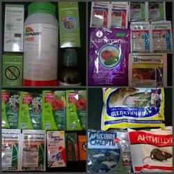 Засоби захисту рослин (роздріб та опт)