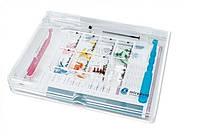 Профессиональный набор для подбора межзубных ершиков Miradent Box FiLLed