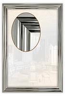 Зеркало в раме для ванной (глянец)