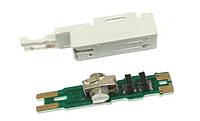 Однопарный штекер 5-точечной защиты для плинтов LSA-PLUS / PROFIL (аналог 5909 1 063-00 KRONE)