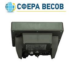 Весы товарные со стойкой ЗЕВС А12E RS232 (200 кг - 400x500), фото 3