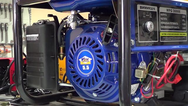 Воздушный фильтр Werk 3000E фото 3