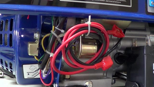 Система зажигания и датчик уровня масла фото 7