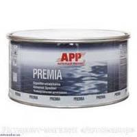 Автомобильная шпатлевка универсальная APP PREMIA, 0,6 кг