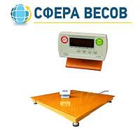 Весы платформенные ЗЕВС-ЭКОНОМ (2000 кг - 1500х1500)