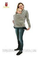 Кофта-завязка: беременность, слингоношение