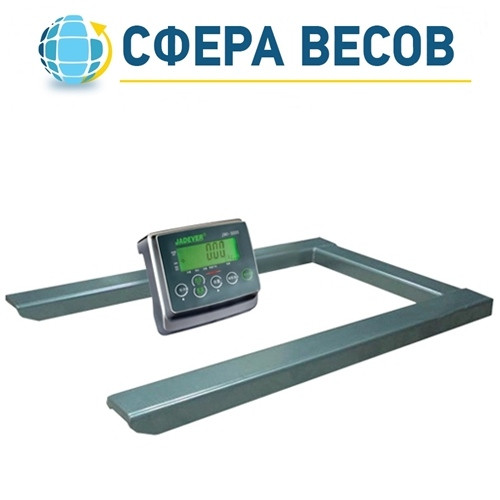 Весы паллетные Jadever JBS (500кг)