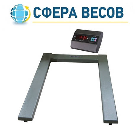Весы паллетные ЗЕВС-A12L (500 кг), фото 2