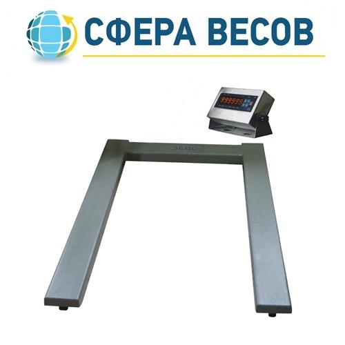 Весы паллетные ЗЕВС-A12ESS (500 кг)
