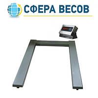 Весы паллетные ЗЕВС-A12ESS (1000 кг)