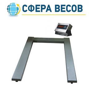 Весы паллетные ЗЕВС-A12ESS (3000 кг), фото 2