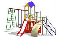 Детский игровой комплекс кс 2-6 для детей от 6 до 12 лет
