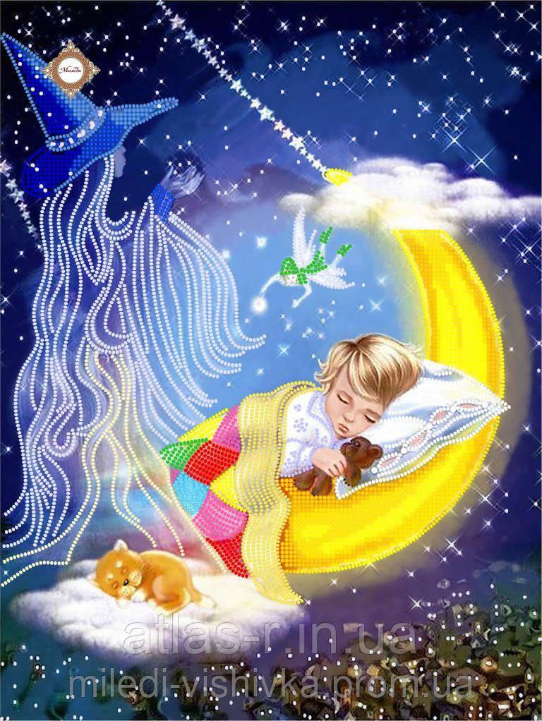 """Схема для вышивки бисером """"Волшебных снов"""""""