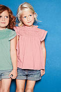 Модные блузки и футболки для девочек