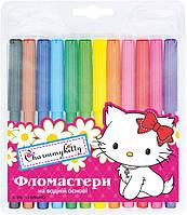 Фломастеры 12 цветов 1 Вересня серия для девочек